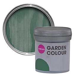 Colours Garden Fir Matt Woodstain 0.05L Tester Pot