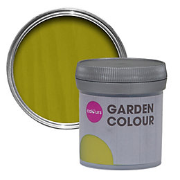 Colours Garden Caterpillar Matt Woodstain 50ml Tester Pot
