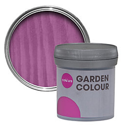 Colours Garden Fuchsia Woodstain 50ml Tester Pot