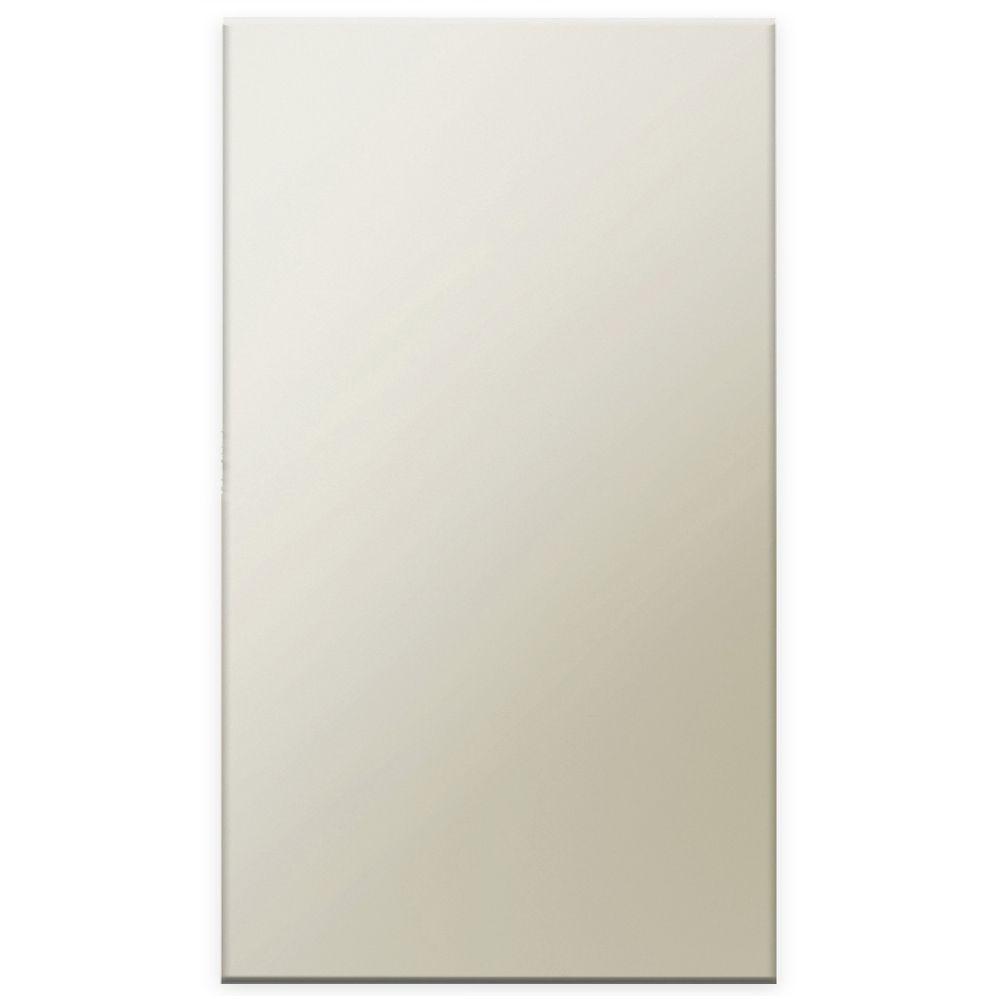 It Kitchens Santini Gloss Grey Slab Standard Door (w)400mm