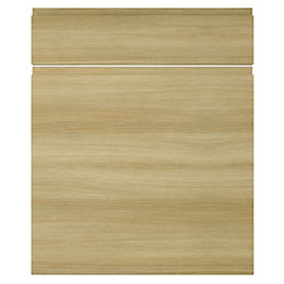 IT Kitchens Marletti Horizontal Oak Effect Drawerline Door