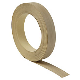 IT Kitchens Marletti Oak Effect Edging Tape (L)10M