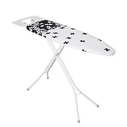 B&Q White Ironing Board