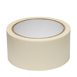 Diall General Purpose Masking Tape (L)30m (W)50mm