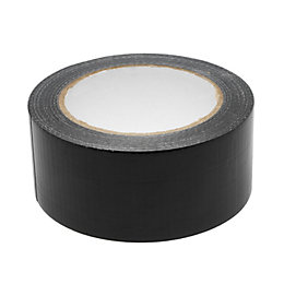 Diall Black Gaffer Tape (L)30m (W)50mm