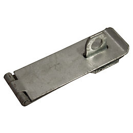 Blooma Steel (L)102mm Hasp & Staple