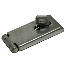 Blooma Steel (L)114mm Latching Hasp