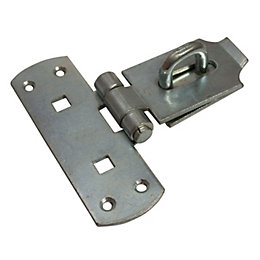 Blooma Steel (L)152mm Hasp & Staple