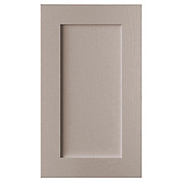 Cooke & Lewis Carisbrooke Taupe Tall Standard Door