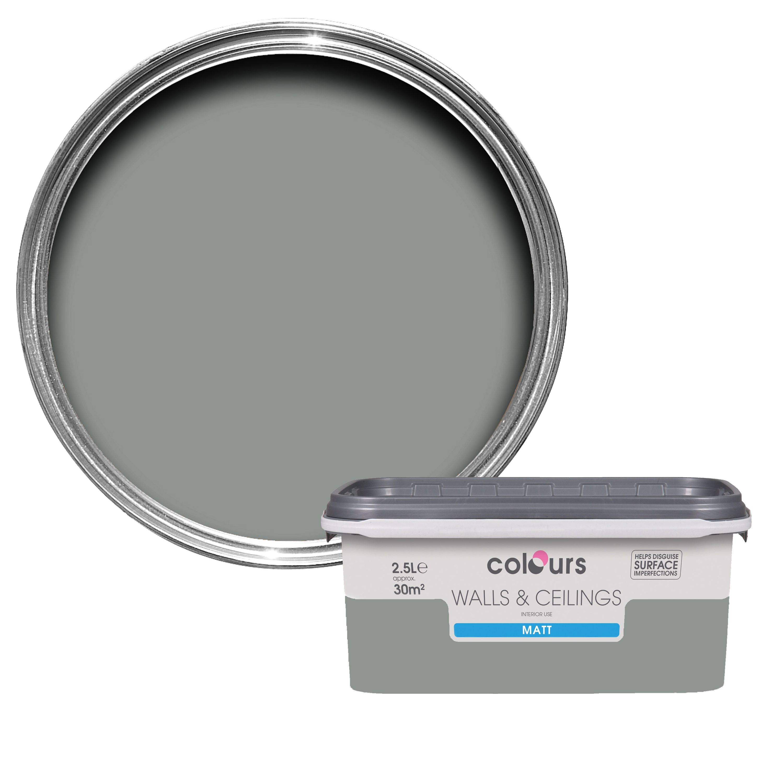 B&q Wall And Ceiling Paint