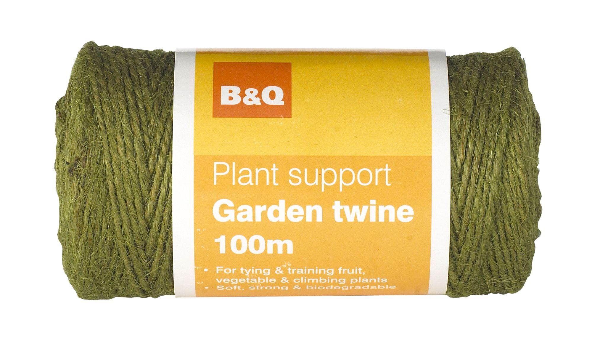 Gardman Light Duty Jute Garden Twine x 100m Departments DIY at BQ