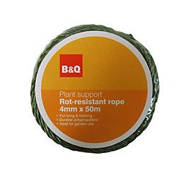 Gardman Rot Resistant Polypropylene Rope 4mm x 50m