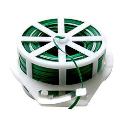 Peek Polyethylene & Steel Plant Ties (L) 30