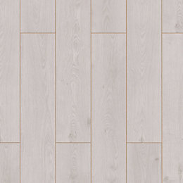 Overture Arlington White Oak Effect Laminate Flooring 1.25