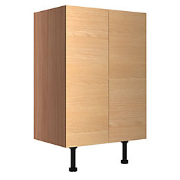 Cooke & Lewis Antero Oak Effect Base Cabinet