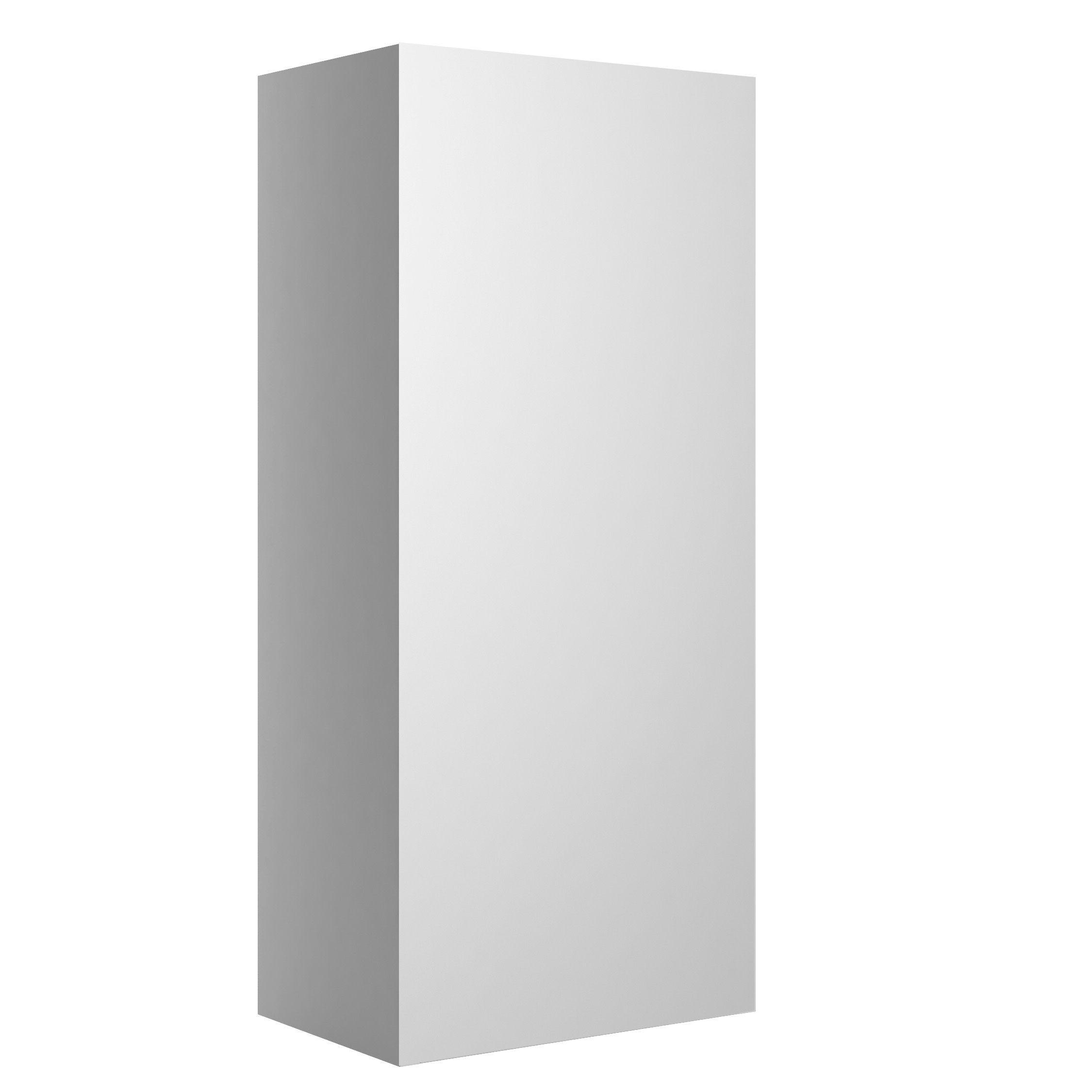 Cooke Amp Lewis Santini Gloss White Single Door Wall Cabinet