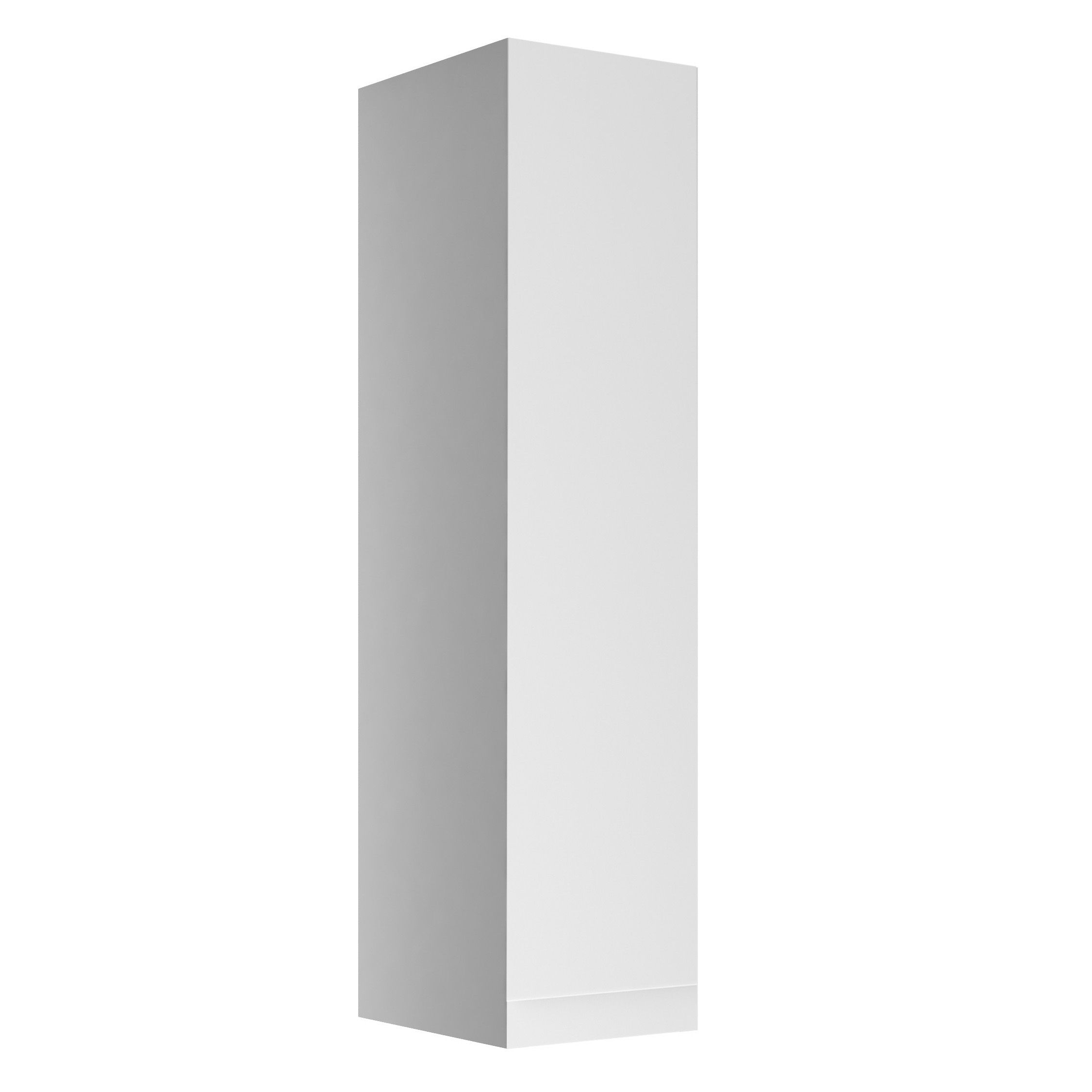 Cooke Lewis Marletti Gloss White Wall Cabinet Departments DIY At