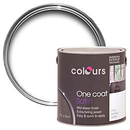Colours One Coat Interior & Exterior Pure Brilliant