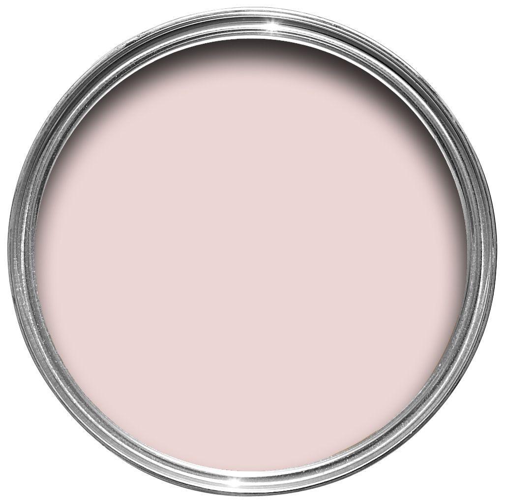 Photos To Paint >> Colours Pale Pink Matt Emulsion Paint 2.5L | Departments | DIY at B&Q