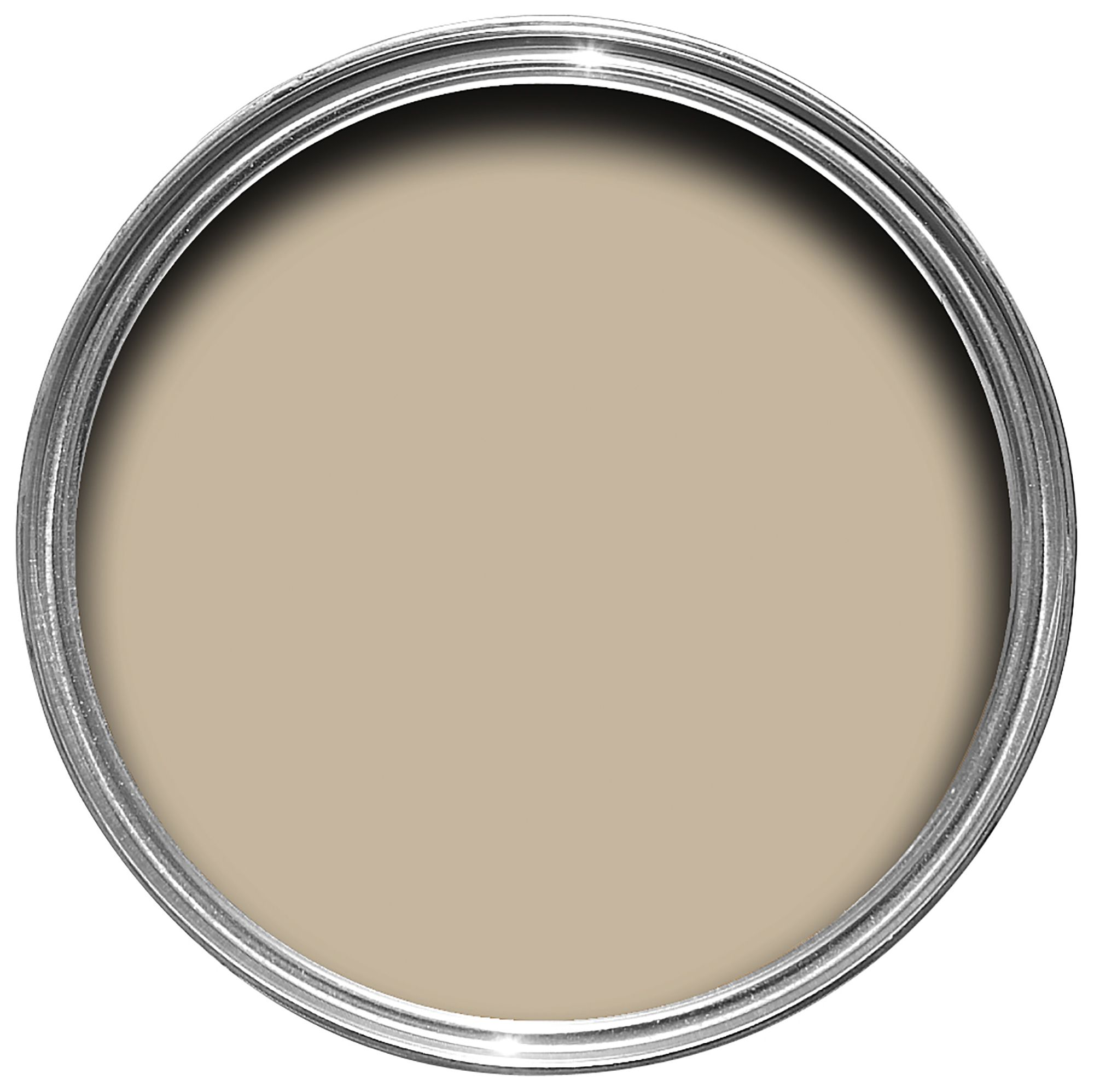 Colours Warm Beige Matt Emulsion Paint 5l Departments