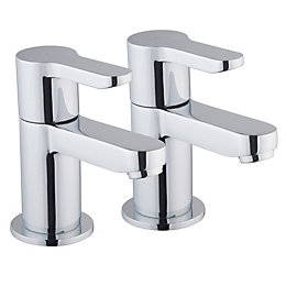Cooke & Lewis Tahoe Chrome Hot & Cold