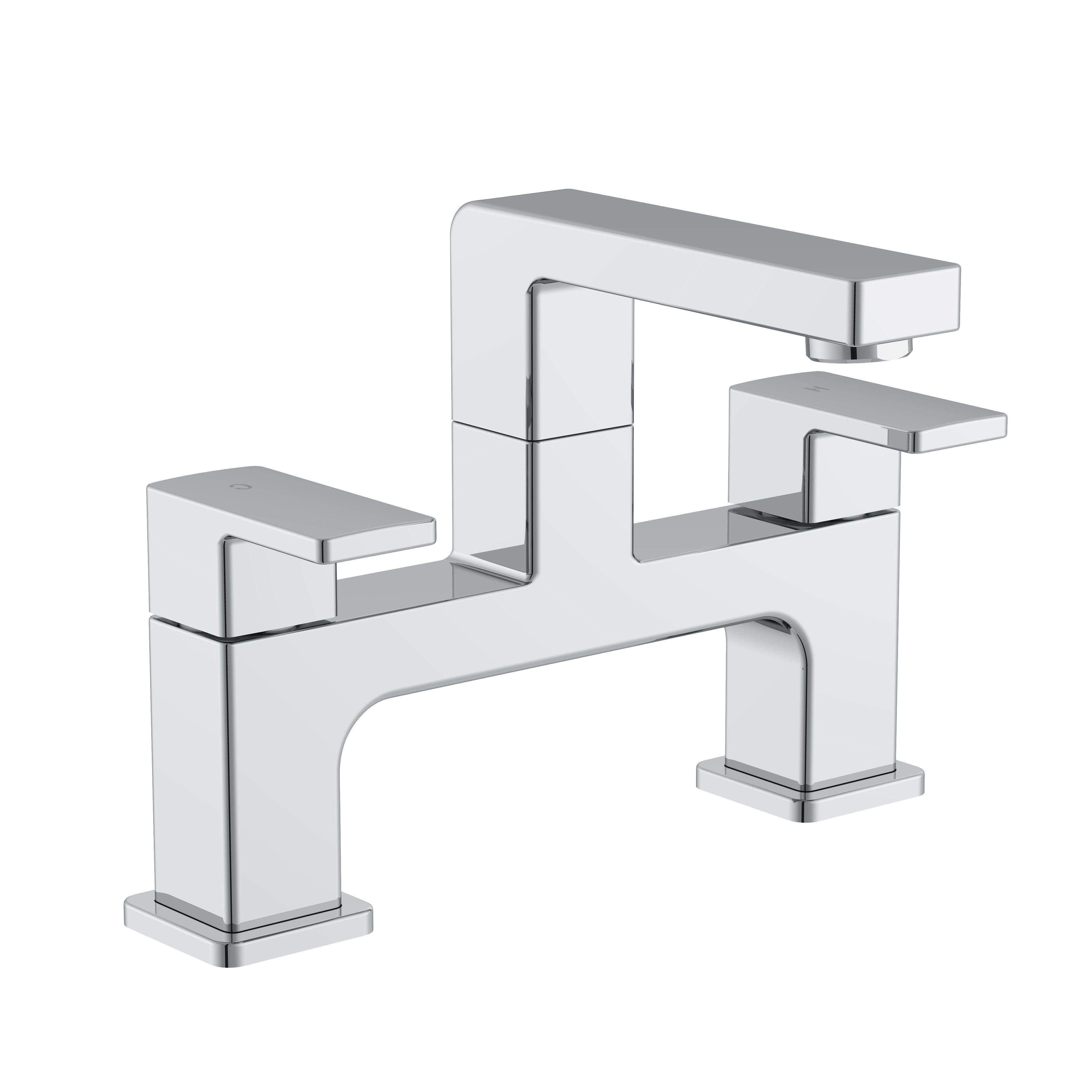 Low Pressure Bathroom Taps -