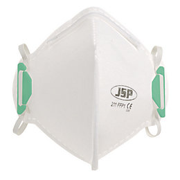 Diall Disposable (Single Use) Fold Flat Mask FFP1,