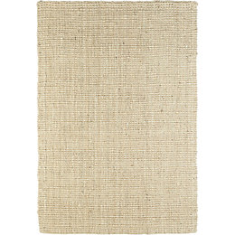 Colours Lollie Cream Rug (L)2.3m (W)1.6m