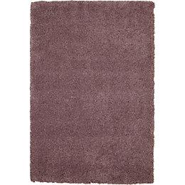 Colours Noelia Pink Rug (L)2.3m (W)1.6m