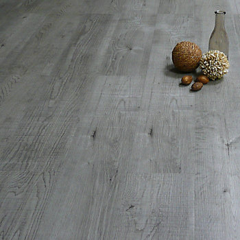 Colours Self Adhesive Grey Wood Effect Vinyl Plank
