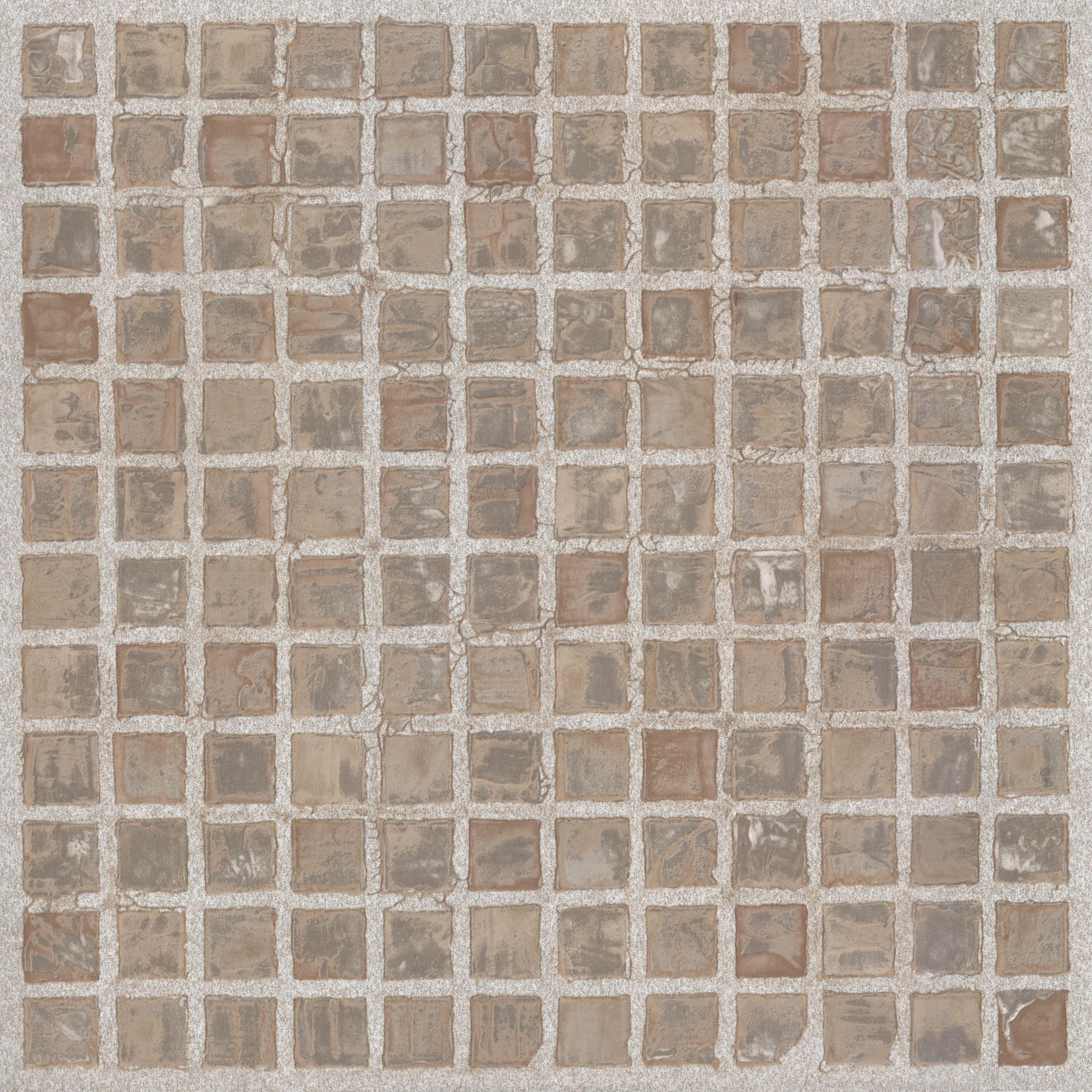 natural mosaic effect self adhesive vinyl tile m. Black Bedroom Furniture Sets. Home Design Ideas
