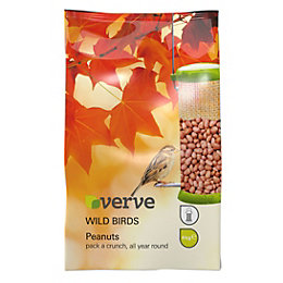 Verve Peanut Wild Bird Feed 4kg, Pack of