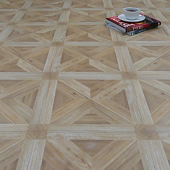 Colours Parquet Effect Self Adhesive Vinyl Tile