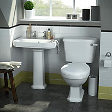 Serina Traditional Bathroom Suite