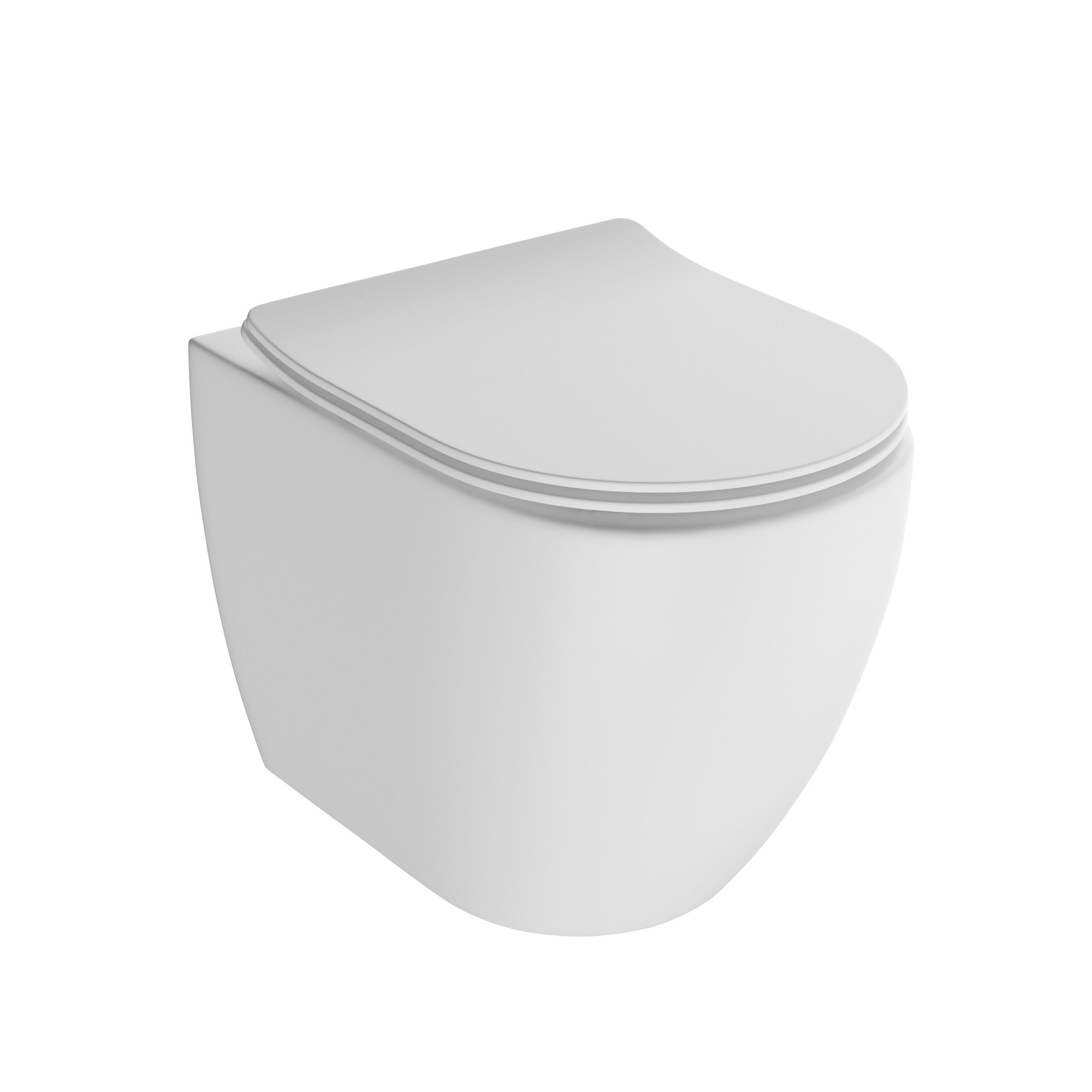 cooke  lewis helena modern back to wall toilet with soft close  - cooke  lewis helena modern back to wall toilet with soft close seat departments  diy at bq