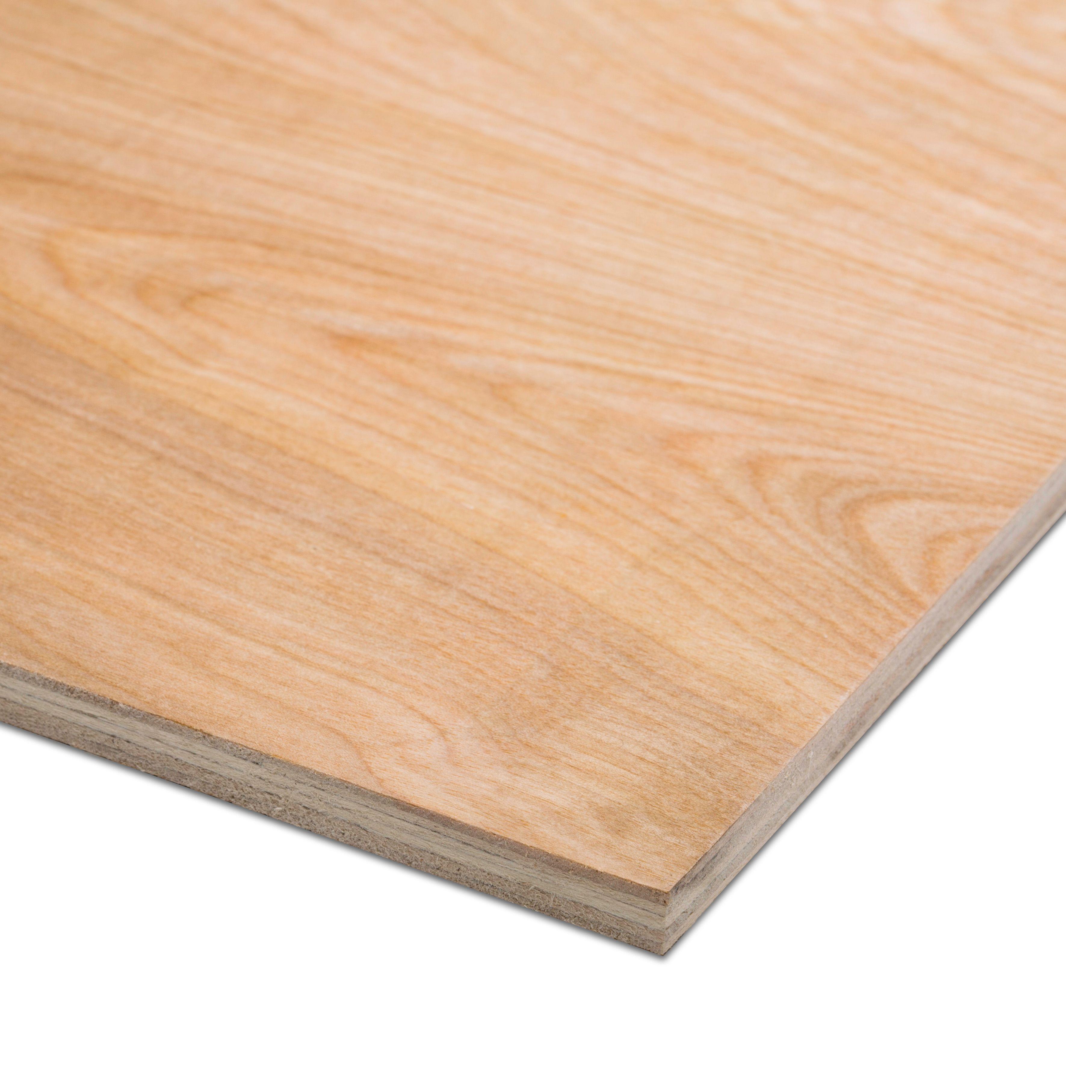 Hardwood plywood th mm w l departments