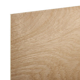 Exterior Plywood Board (Th)5.5mm (W)607mm (L)1220mm Pack 6