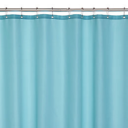 Duck Egg Plain Shower Curtain (L)1.8 M