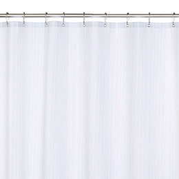 Multicolour Dash Shower Curtain (L)1.8 M