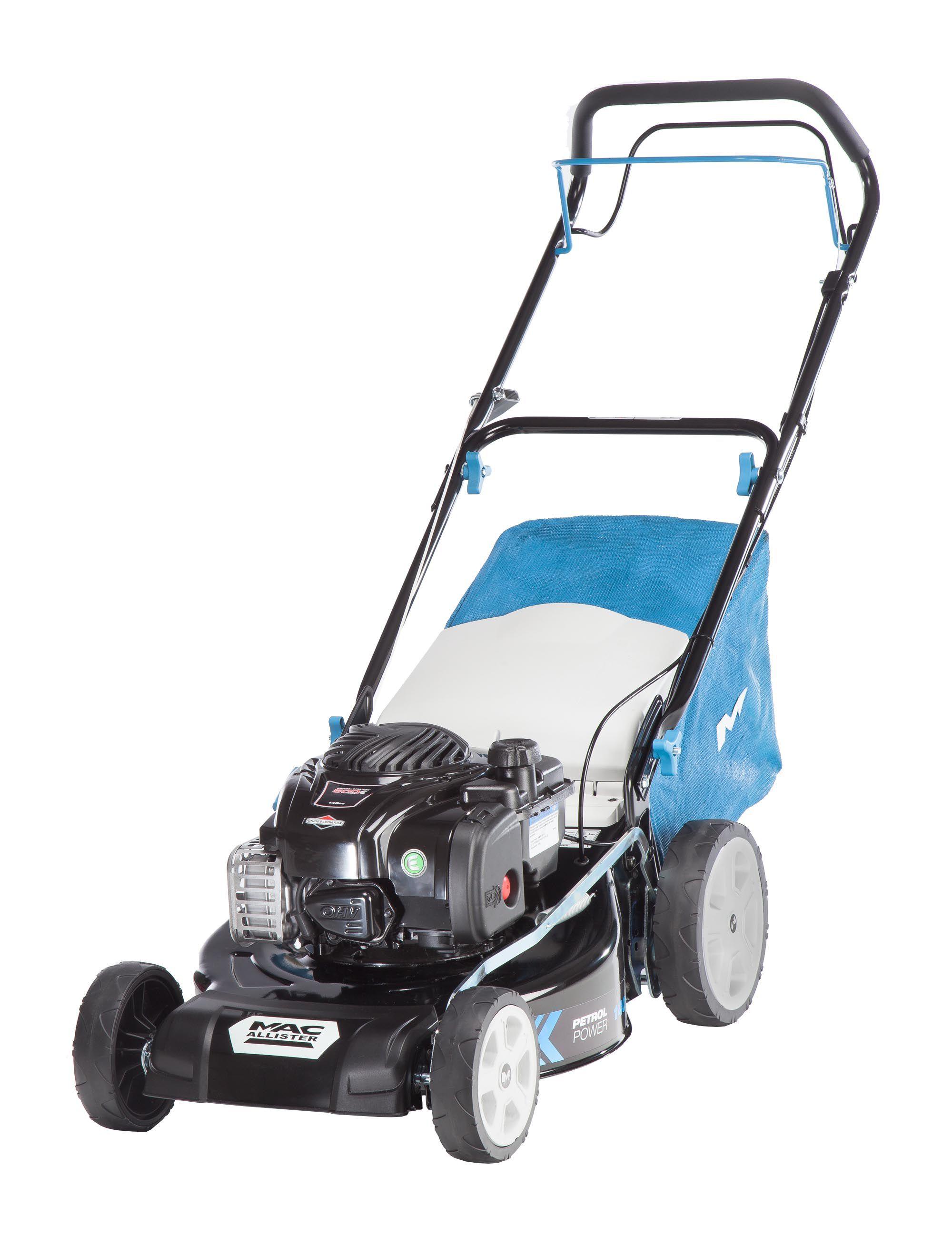 mac allister mprm 46sp petrol lawnmower departments diy at b q. Black Bedroom Furniture Sets. Home Design Ideas