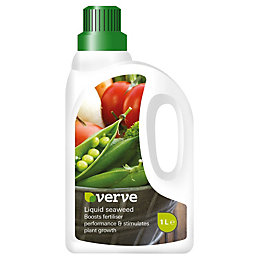 Verve Liquid Seaweed Plant Food 1L