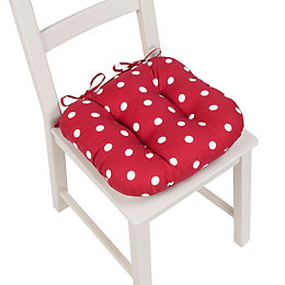 Geum Red Spots Seat Pad