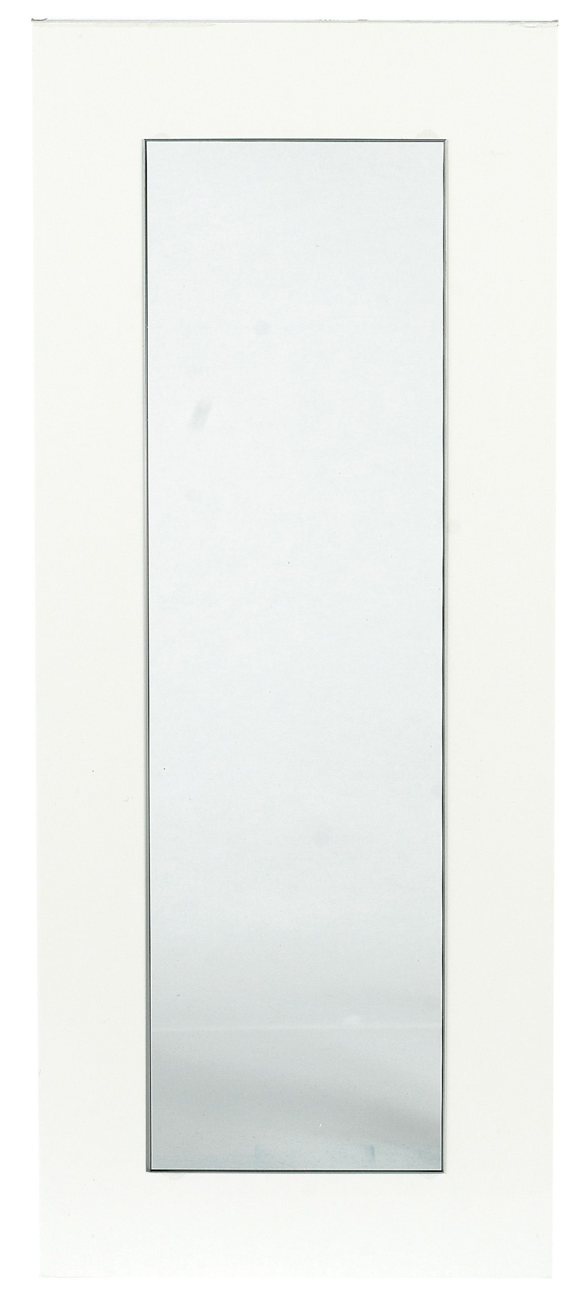 It Kitchens Sandford Ivory Style Slab Glazed Door (w)300mm