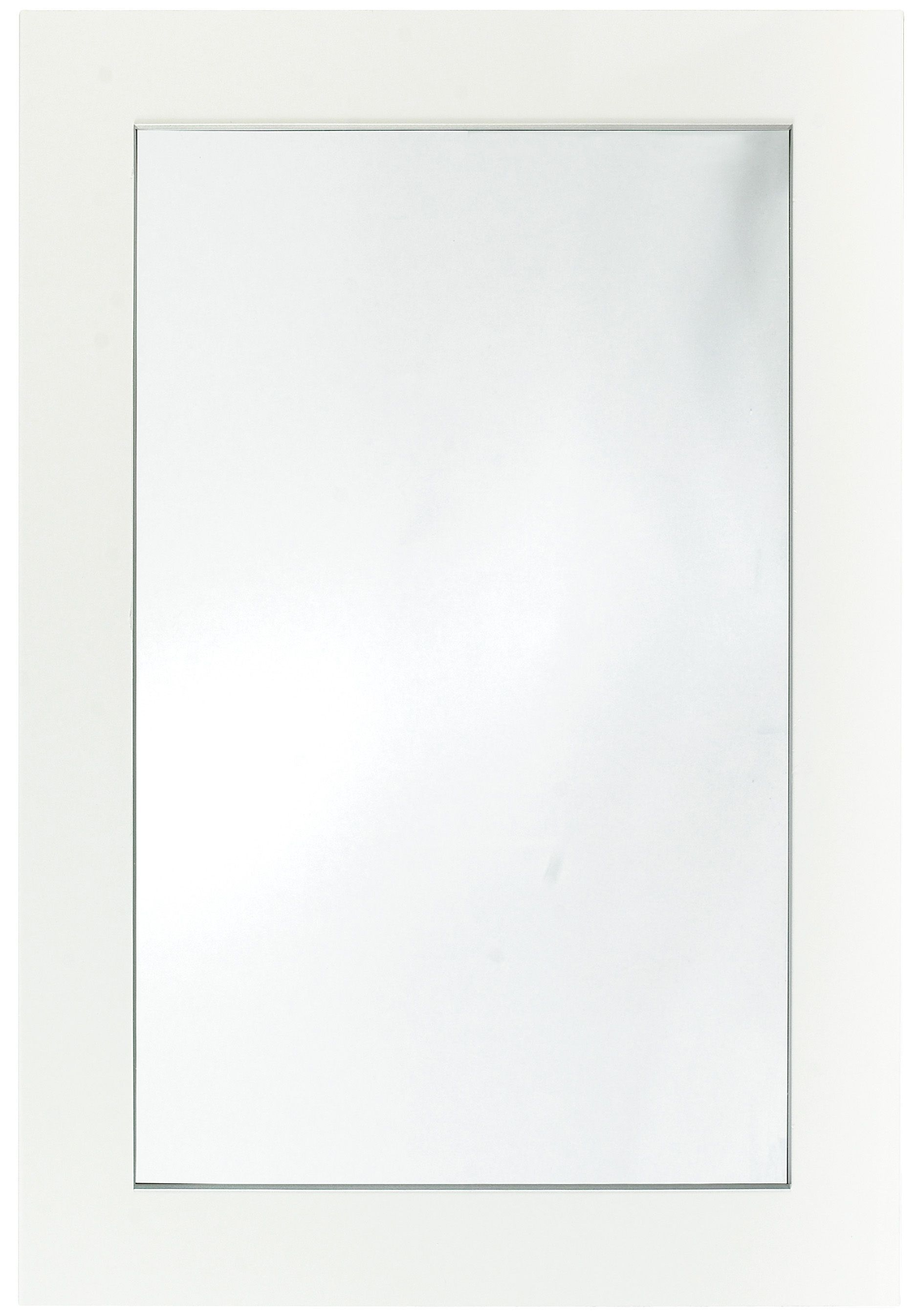 It Kitchens Sandford Ivory Style Slab Glazed Door (w)500mm
