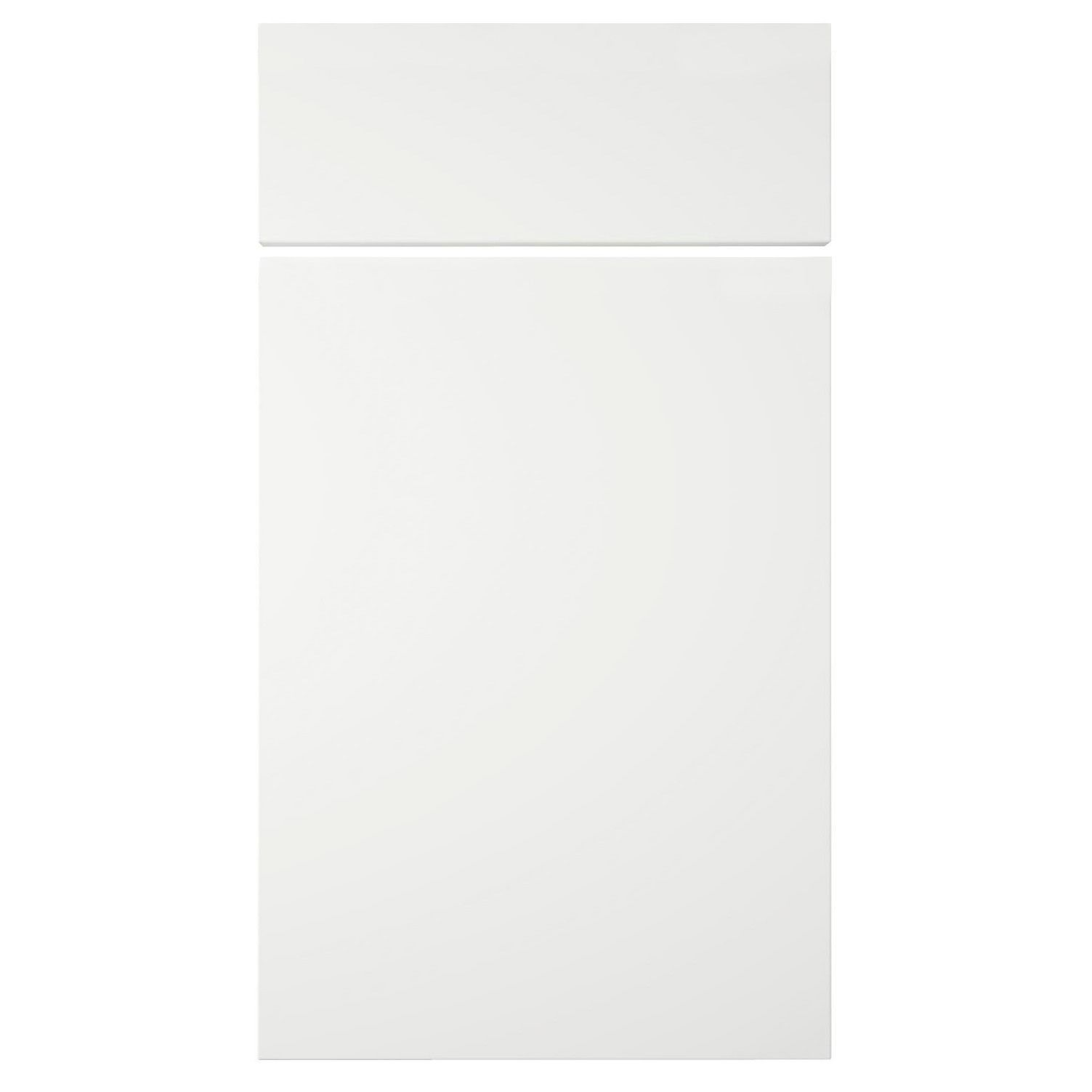 It Kitchens Sandford Ivory Style Slab Drawerline Door & Drawer Front (w)400mm, Pack Of 1