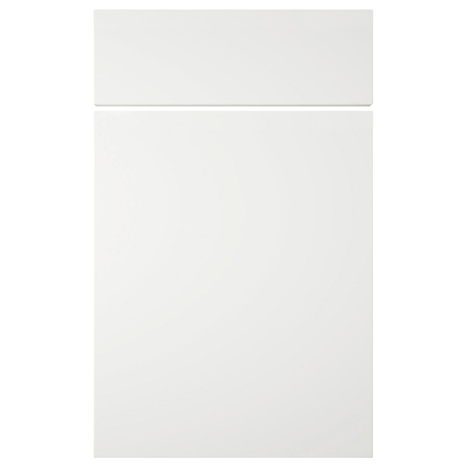 It Kitchens Sandford Ivory Style Slab Drawerline Door & Drawer Front (w)500mm, Pack Of 1