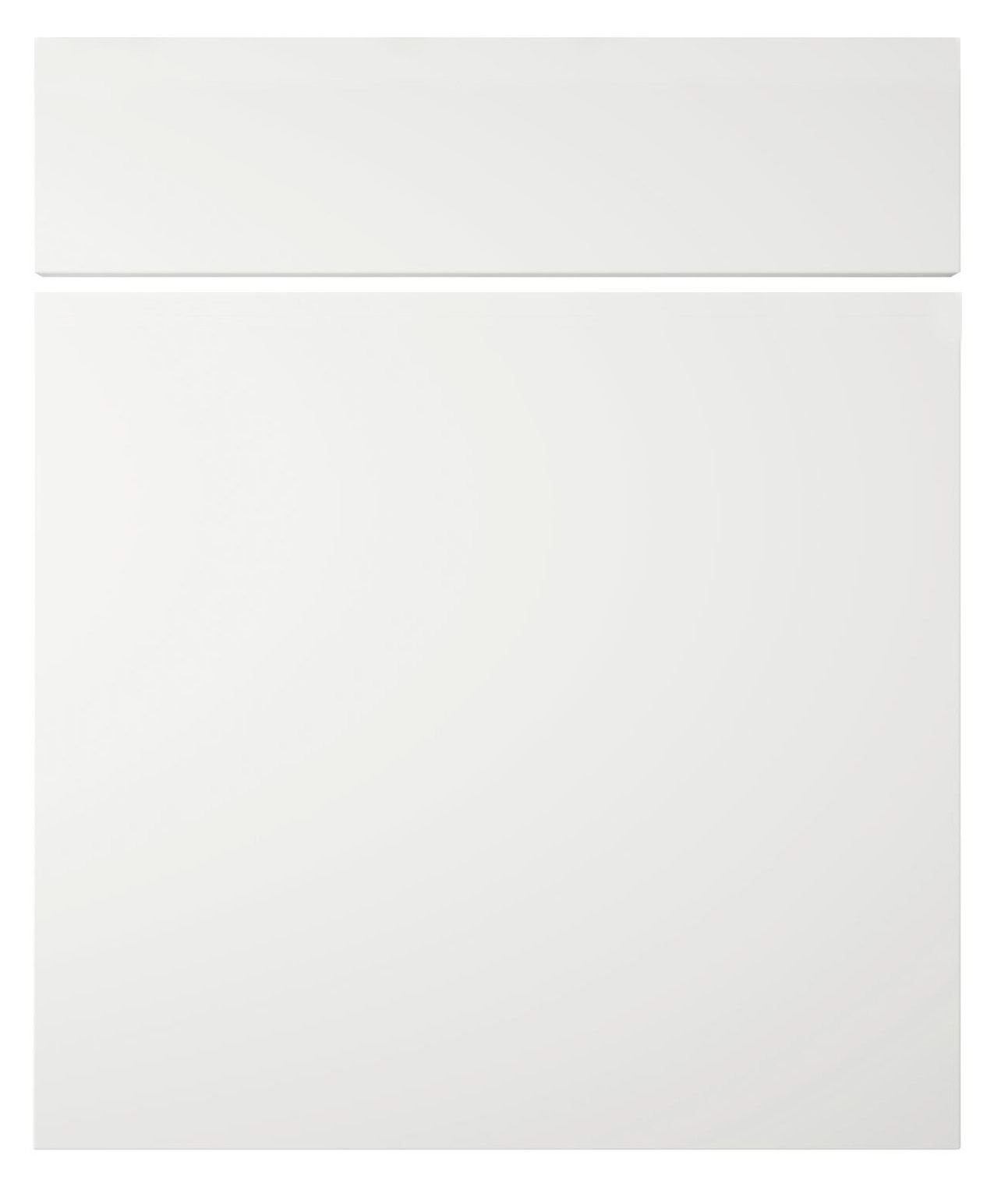 It Kitchens Sandford Ivory Style Slab Drawerline Door & Drawer Front (w)600mm, Pack Of 1