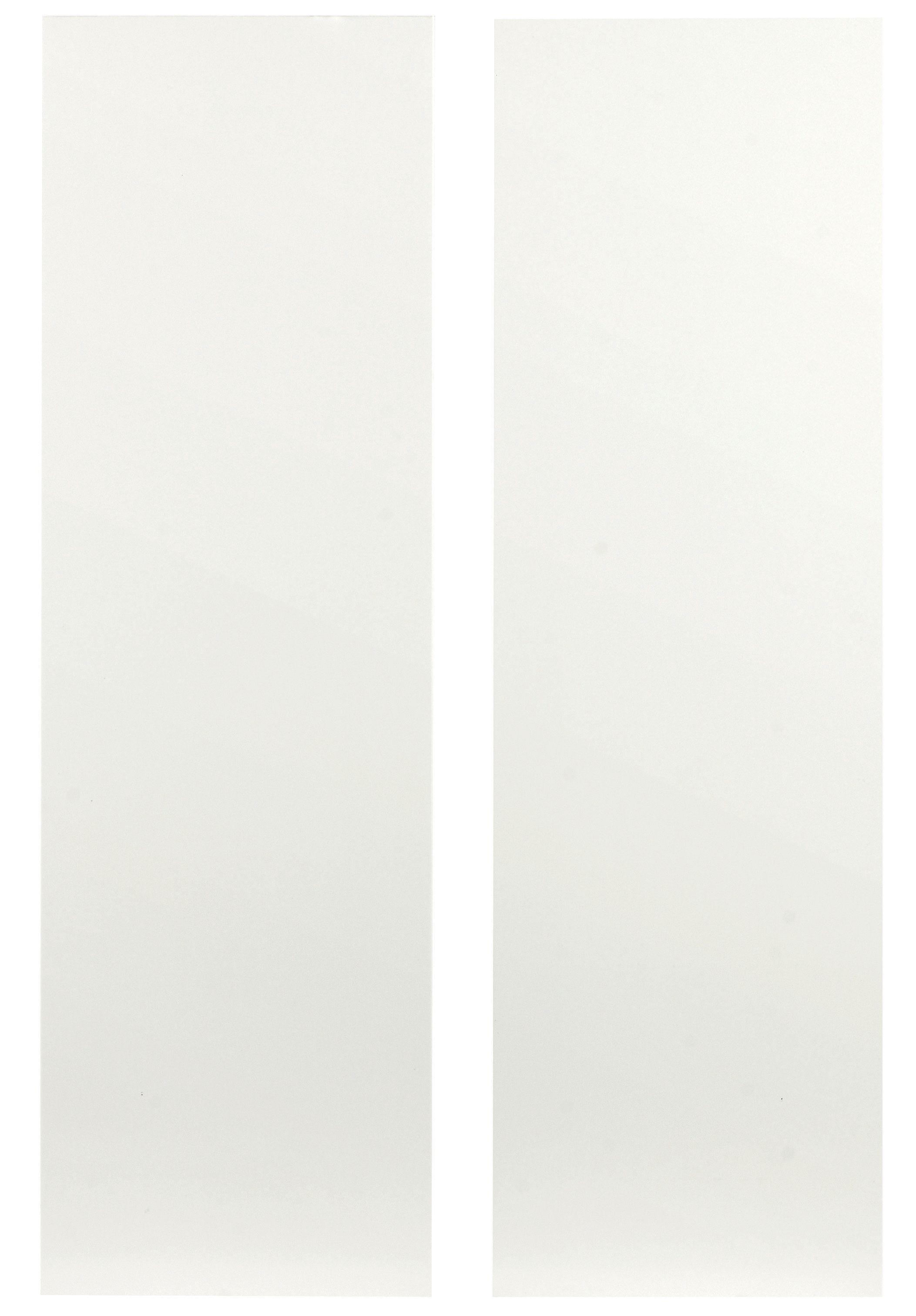 It Kitchens Sandford Ivory Style Slab Larder Door (w)300mm, Set Of 2