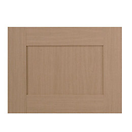 IT Kitchens Westleigh Textured Oak Effect Shaker Belfast