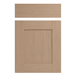 IT Kitchens Westleigh Textured Oak Effect Shaker Drawerline